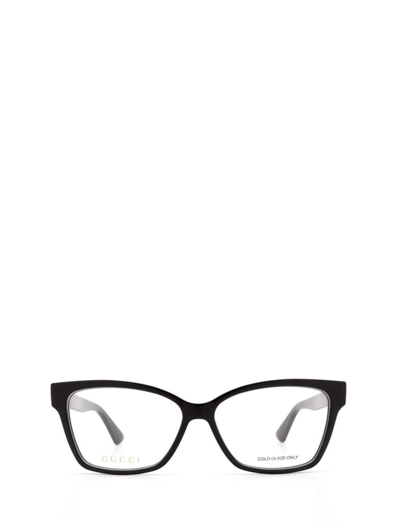 Gucci Gucci Gg0634o Black Glasses - Black