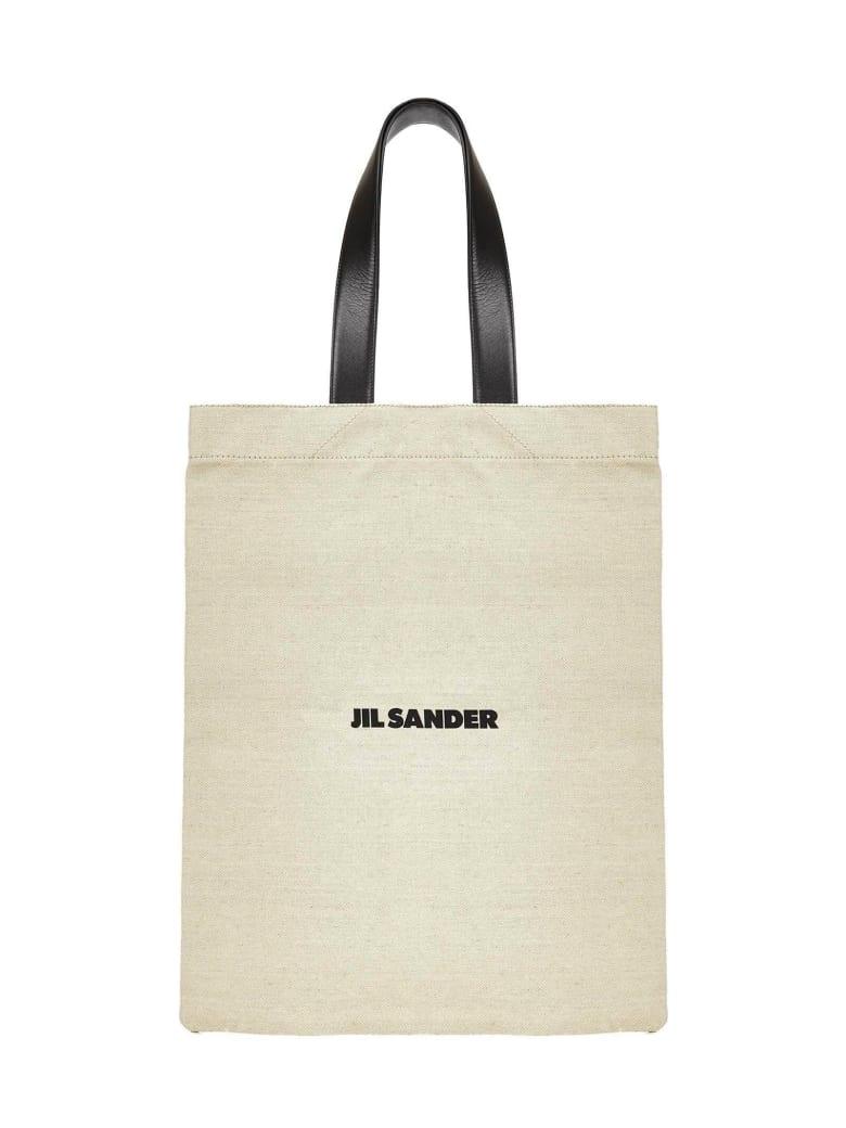 Jil Sander Hand Bag - Natural