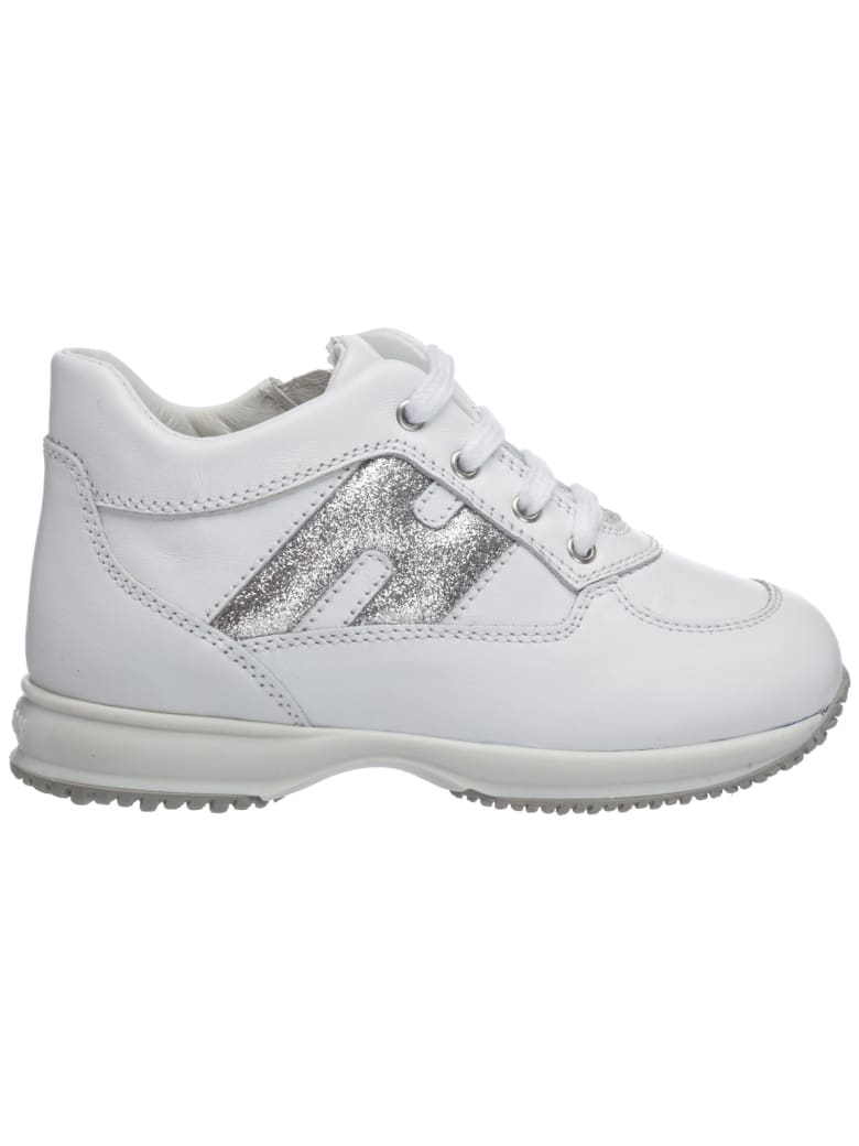 Hogan Interactive Sneakers - Bianco