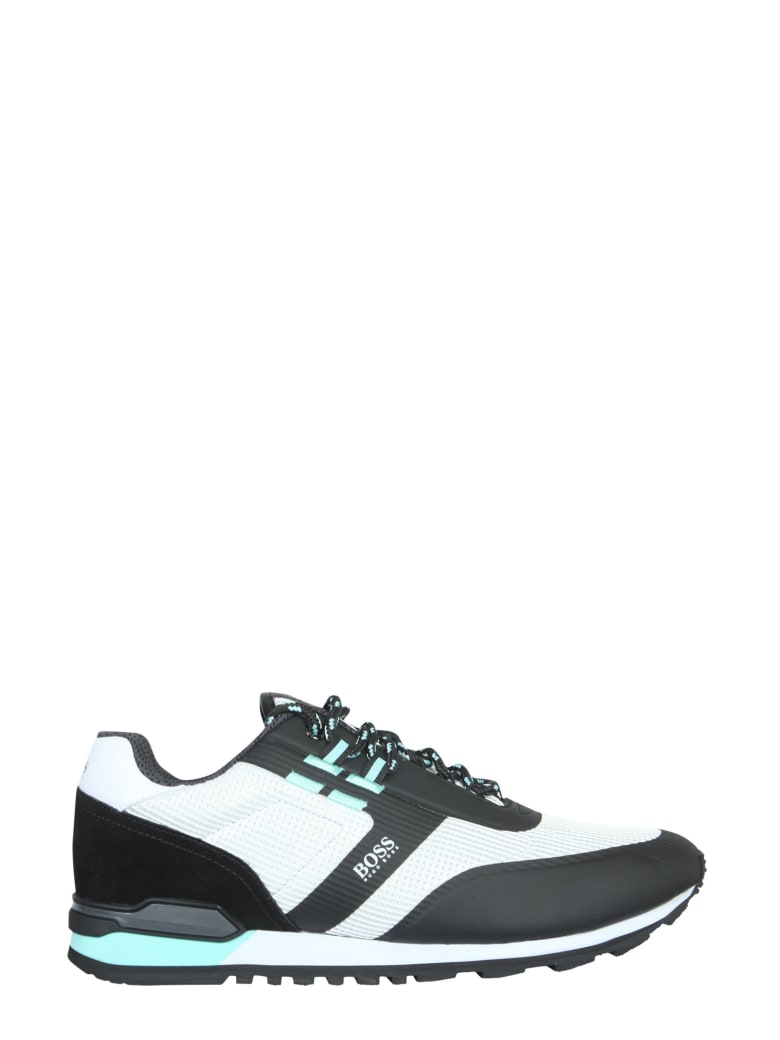 Hugo Boss Parkour Sneakers - GRIGIO