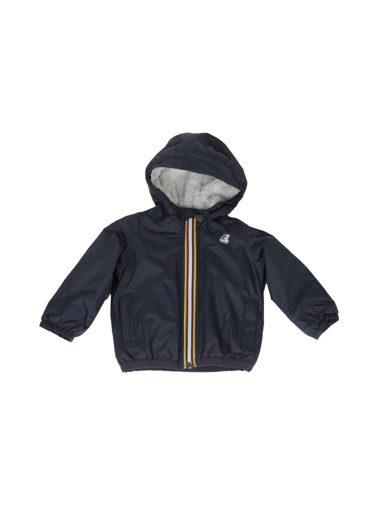 K-Way Jacket - Blu