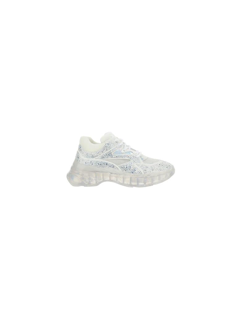 Pinko Rubino Diamond Sneakers - Bianco brill.