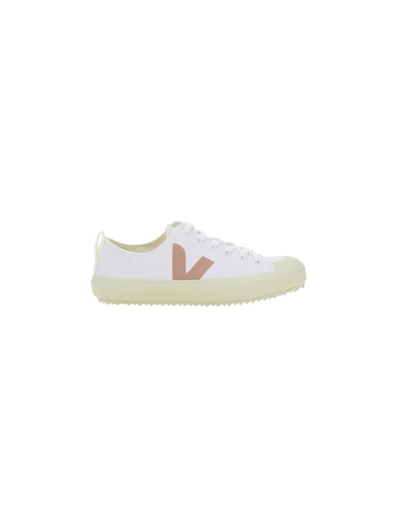 Veja Urca Sneakers - White_oxford-grey_black