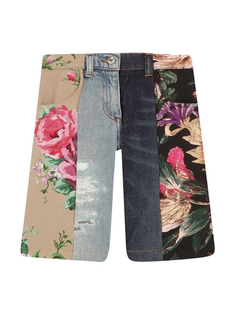 Dolce & Gabbana Denim Shorts - Variante abbinata