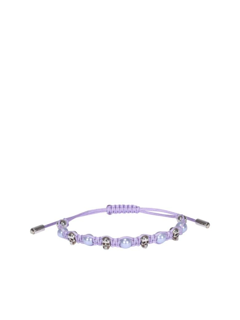 Alexander McQueen Bracelet Friend - Purple