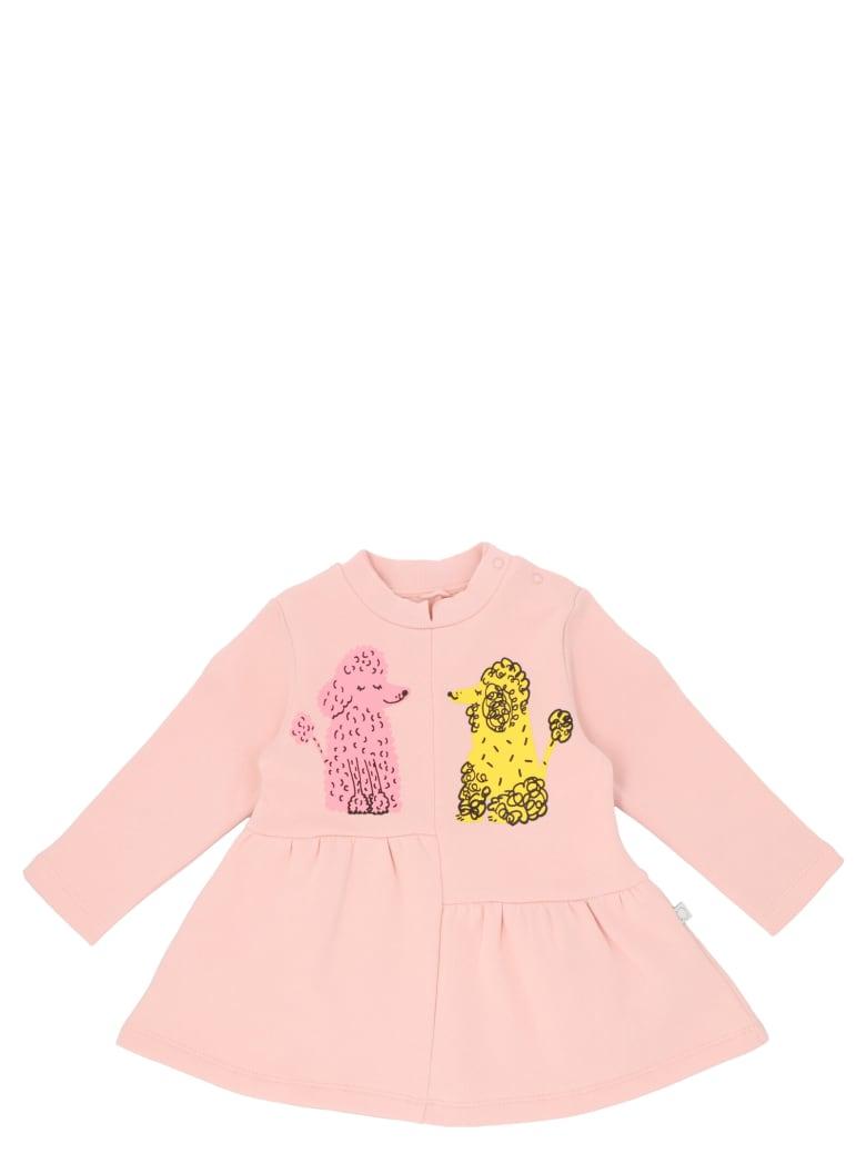 Stella McCartney 'love Poddles' Dress - Pink