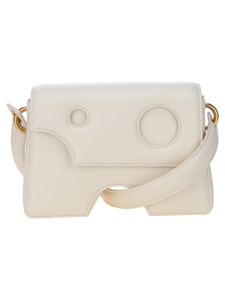 Off-White Off White Burrow-22 Shoulder Bag - WHITE