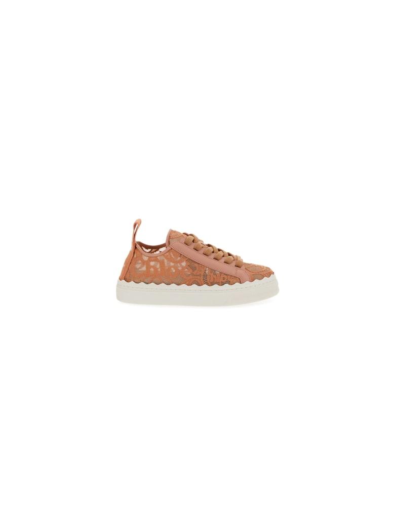 Chloé Sneakers - Dusty pink