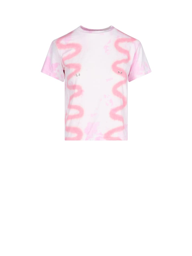 Collina Strada T-Shirt - Pink