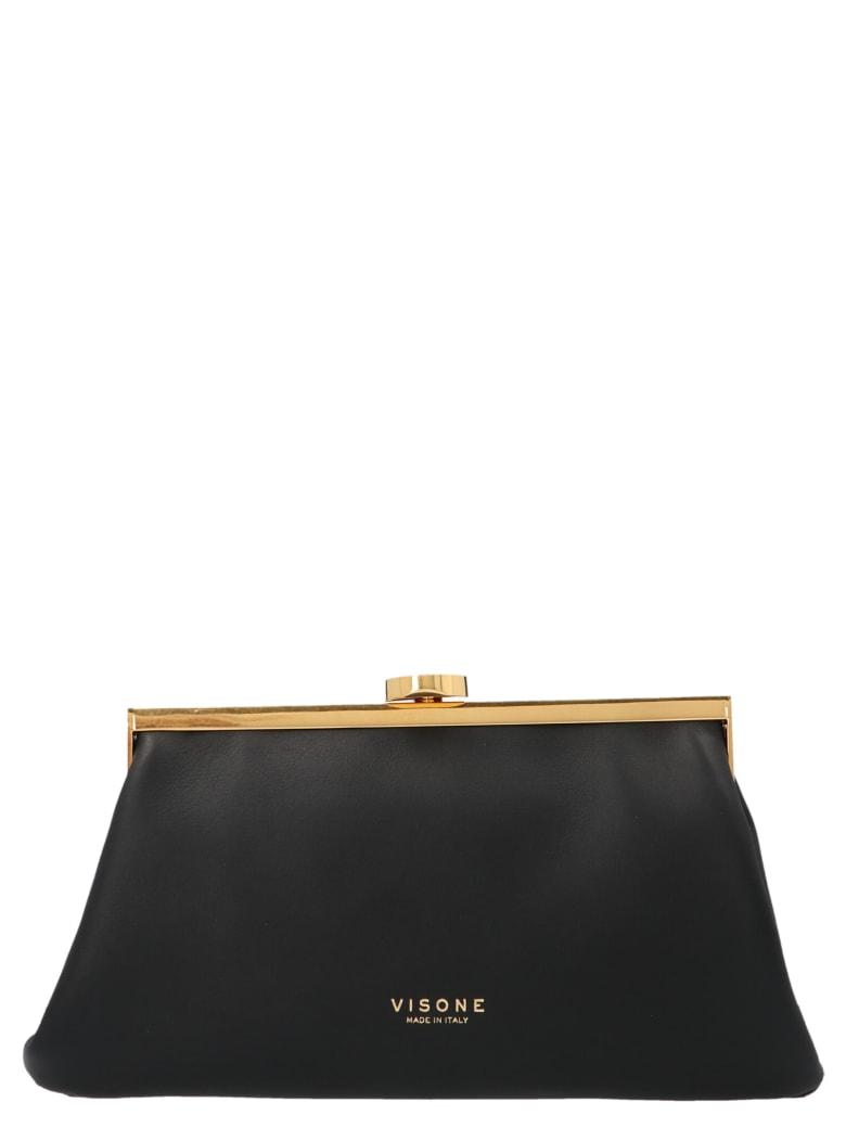 Visone 'rossy' Bag - Black