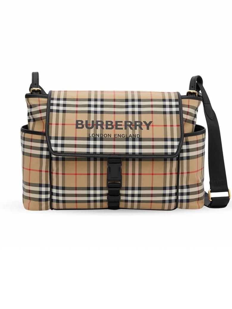 Burberry Vintage Check Baby Changing Bag - Check