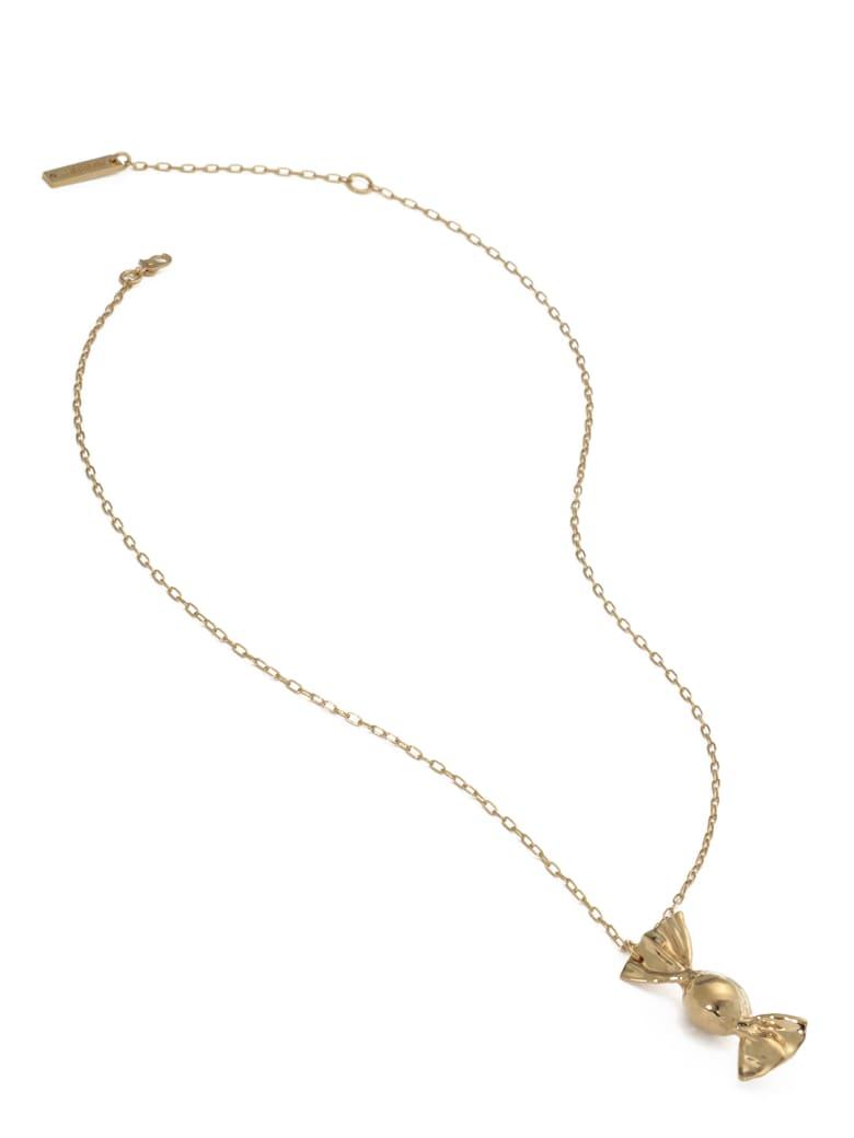 AMBUSH Candy Charm Necklace - GOLD