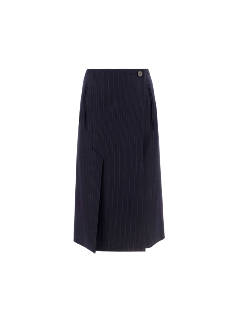Prada Skirt - Navy
