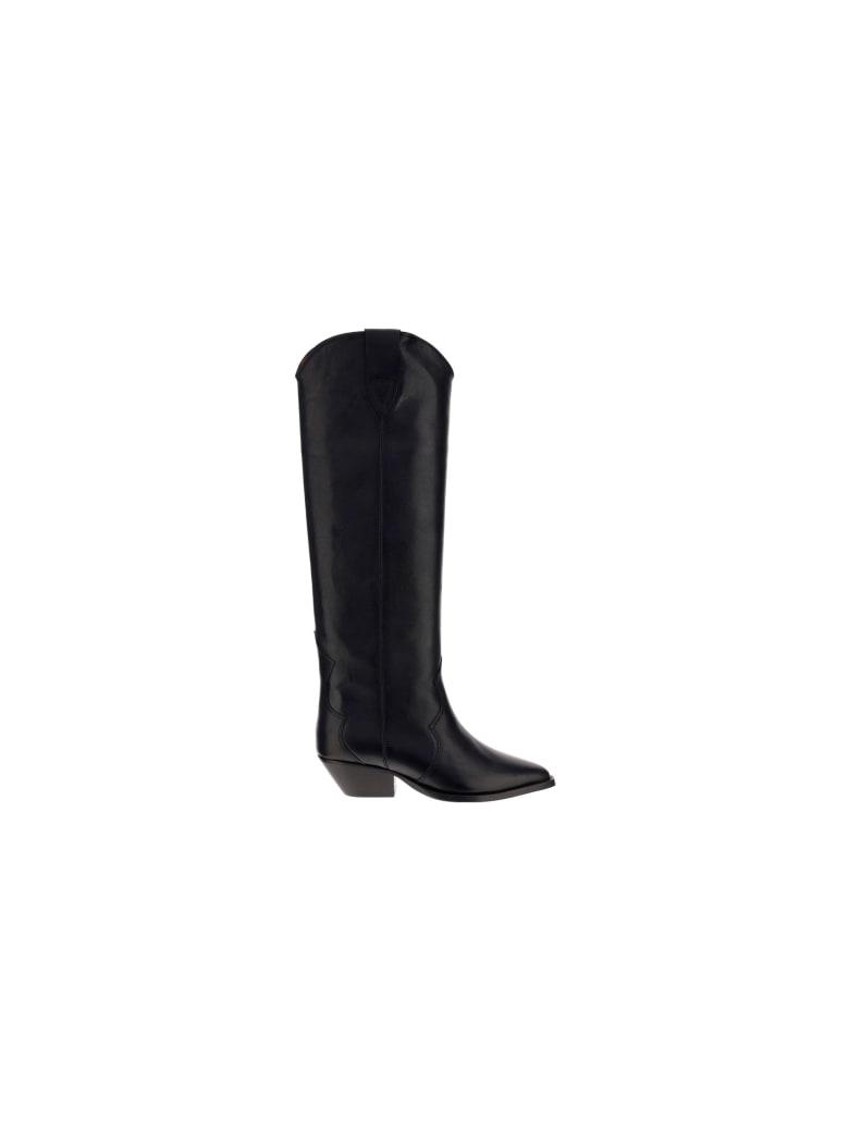 Isabel Marant Denvee Boots - Black