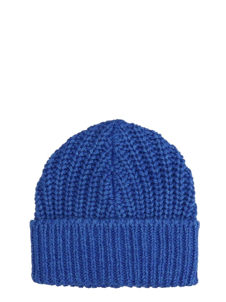 Isabel Marant Joyce Hats In Blue Wool - blue