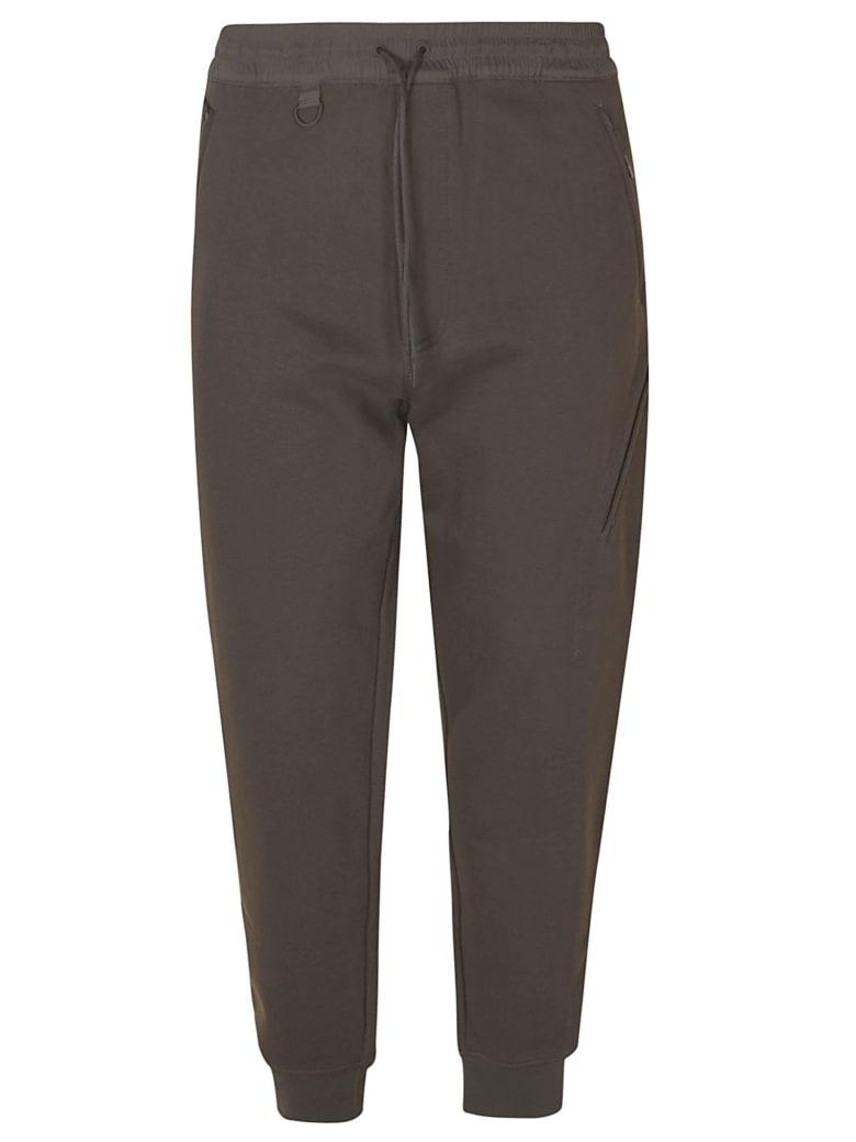 Y-3 Drawstring Track Pants - Carbon