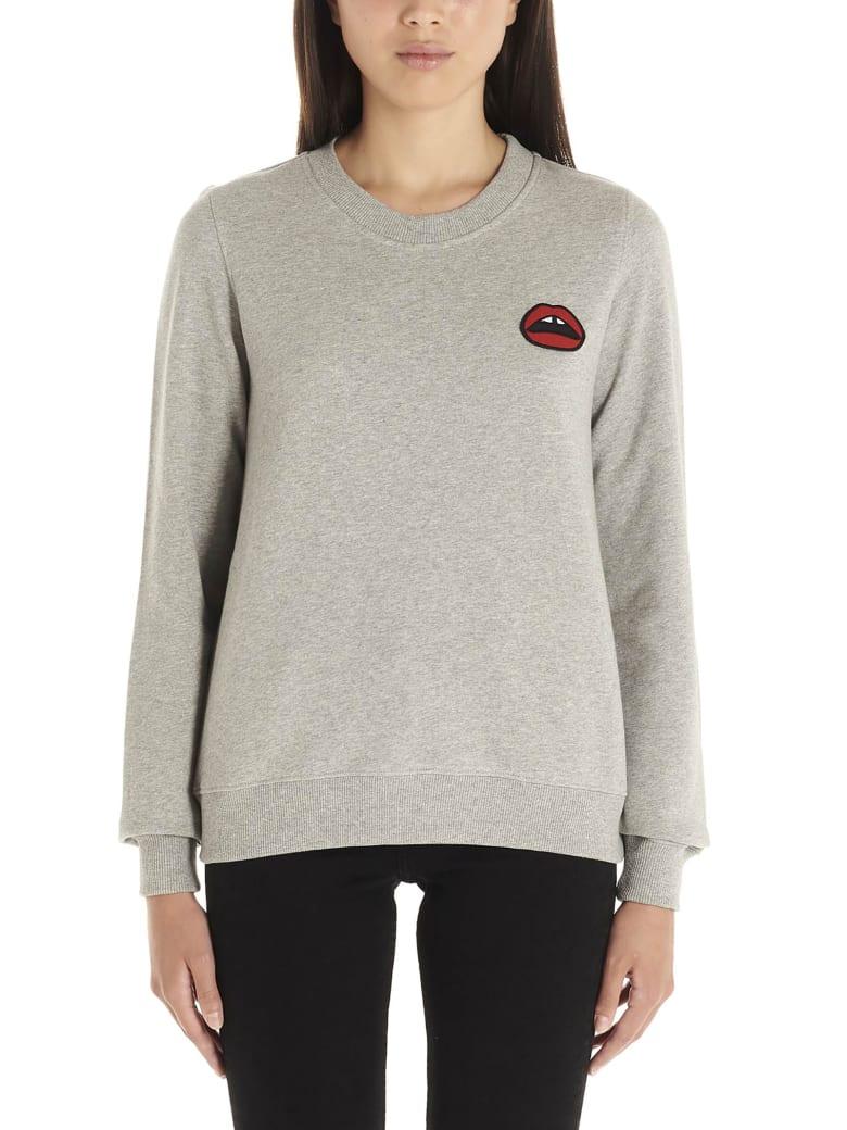 Markus Lupfer 'lara Lip Leonie' Sweater - Grey
