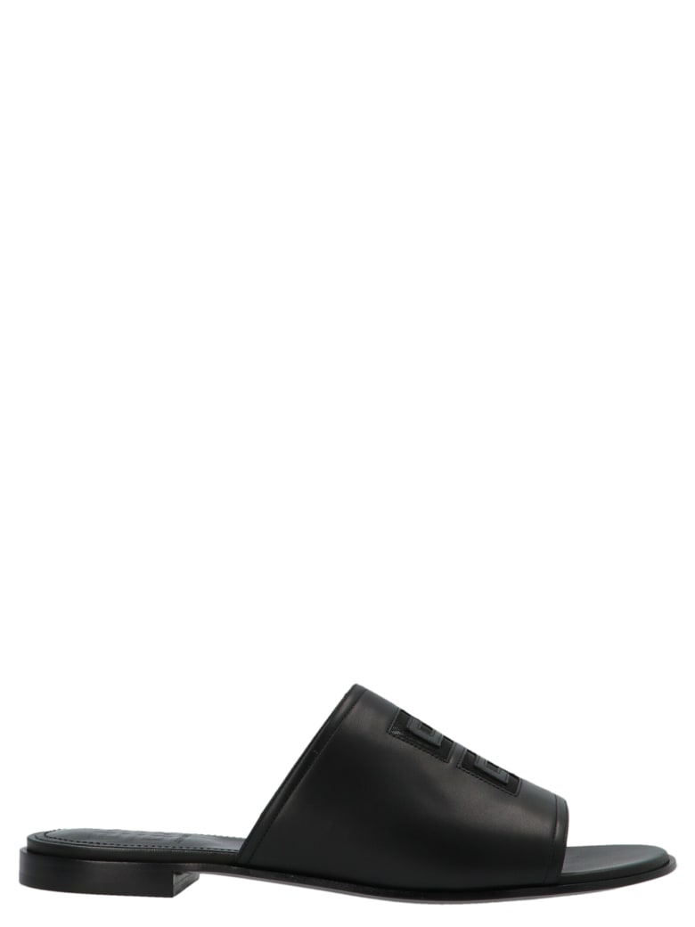 Givenchy '4g' Shoes - Black