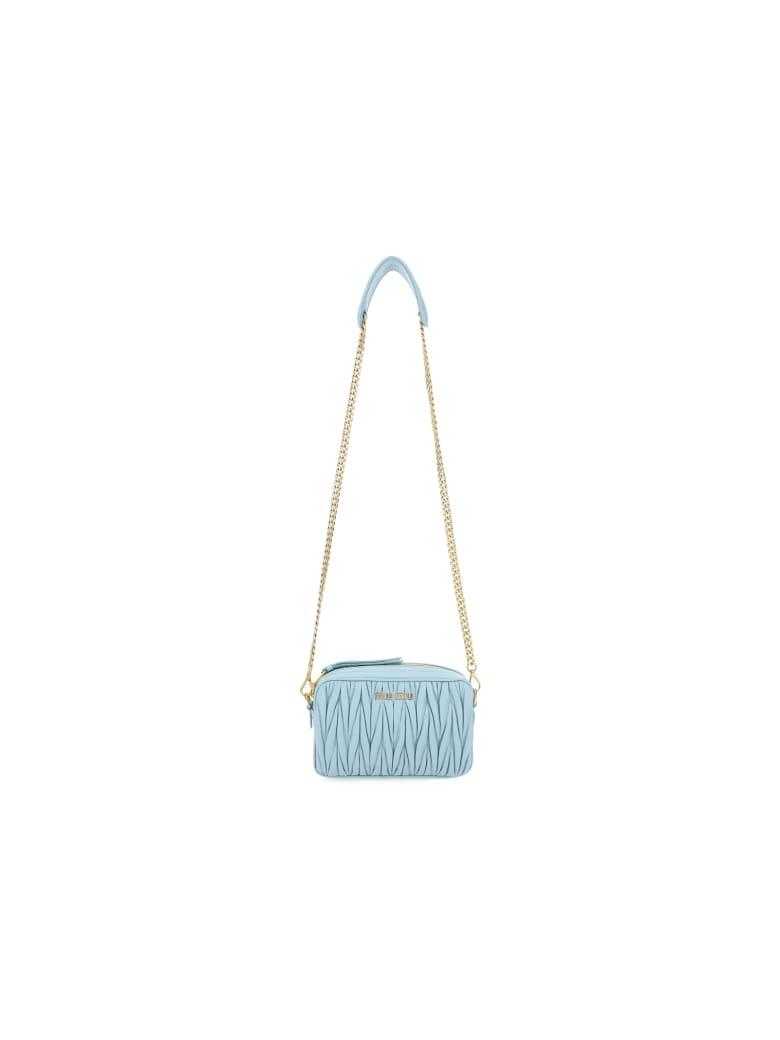 Miu Miu Shoulder Bag - Celeste