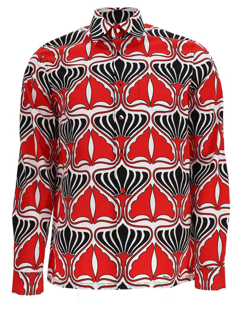 Prada Shirt - Rosso