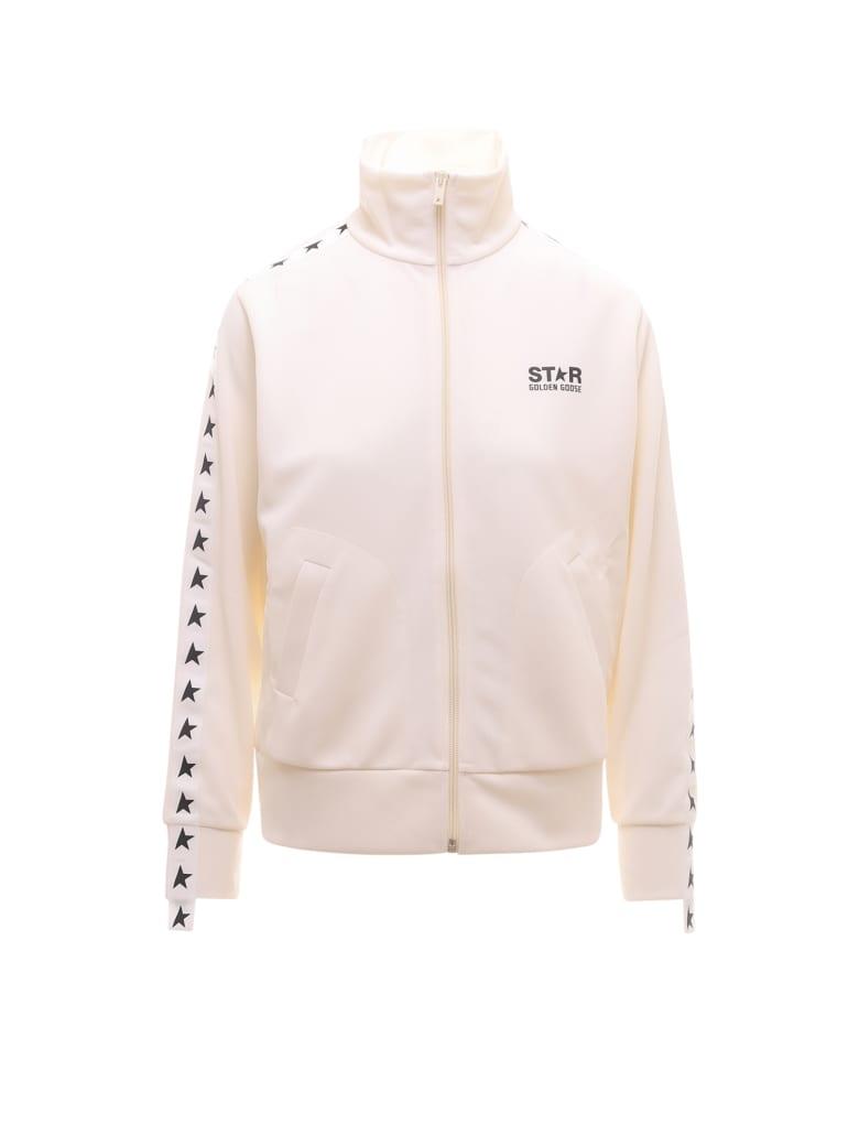 Golden Goose Sweatshirt - White