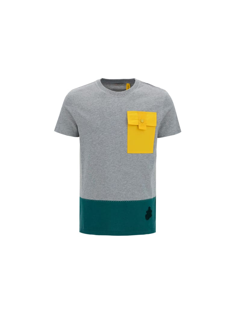 Moncler X Jw Anderson T-shirt - Grey