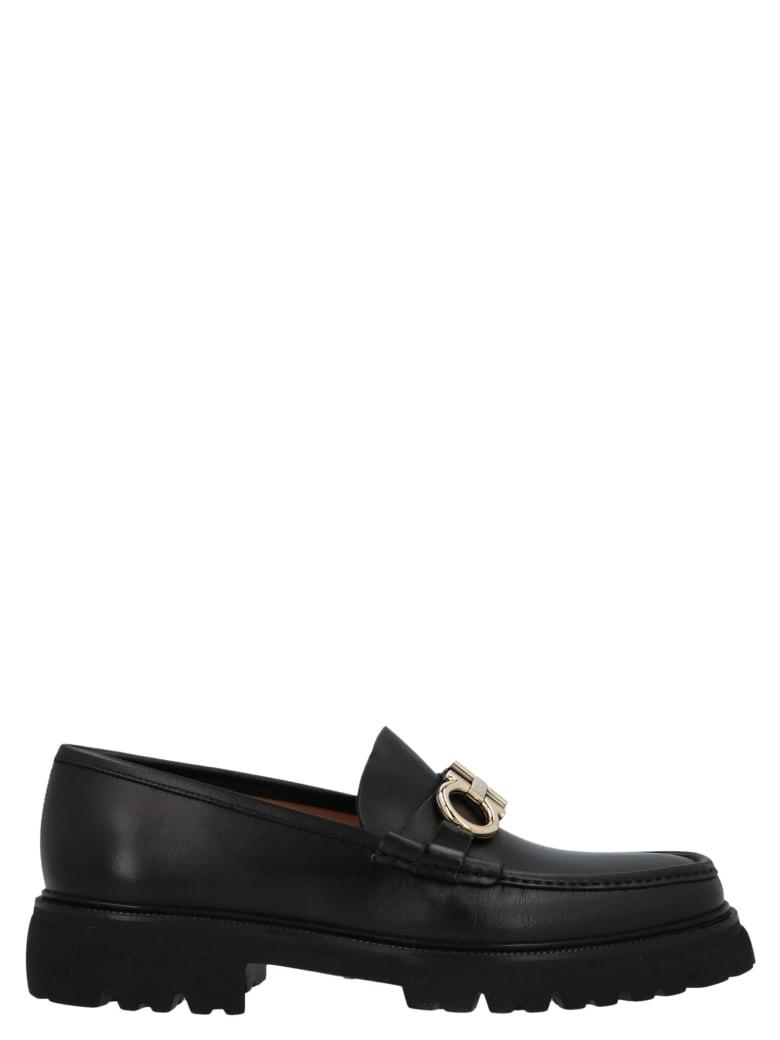 Salvatore Ferragamo 'blecker' Shoes - Black