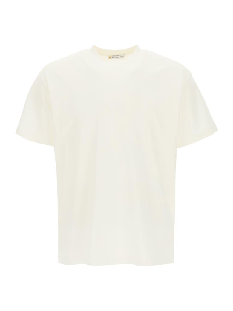 Bel-Air Athletics Gothic Font T-shirt - Bianco