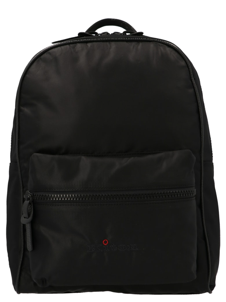 Kiton Backpack - Black