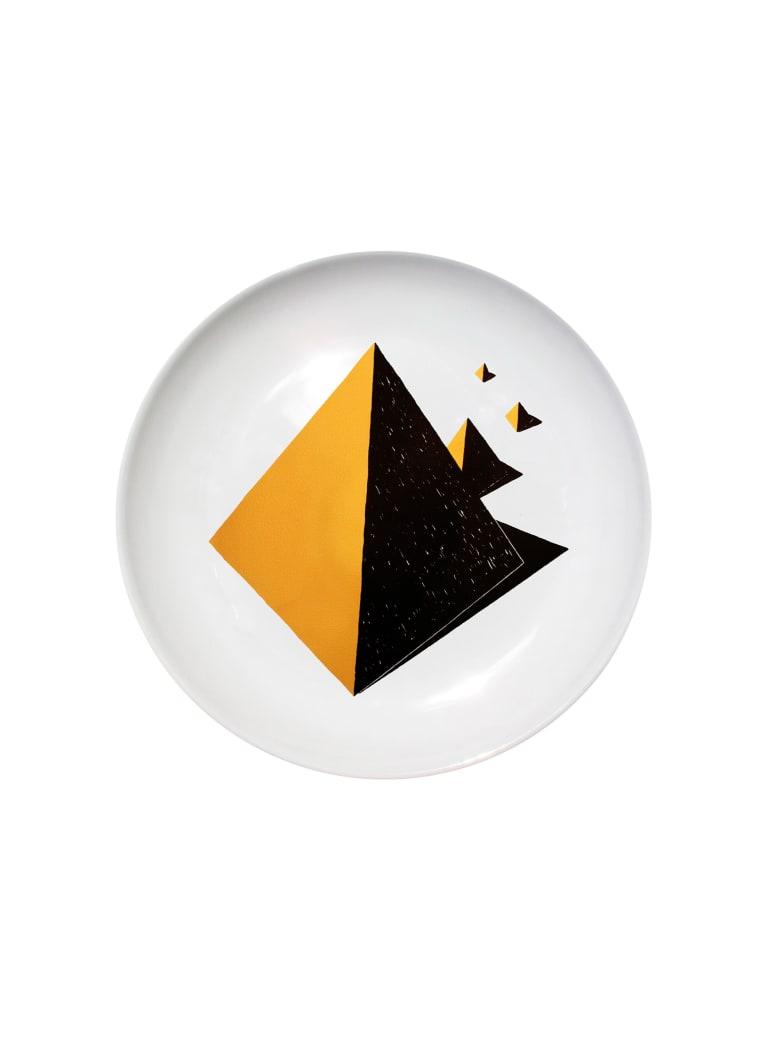 Kiasmo Dish Equinox   Copius - Black/Gold