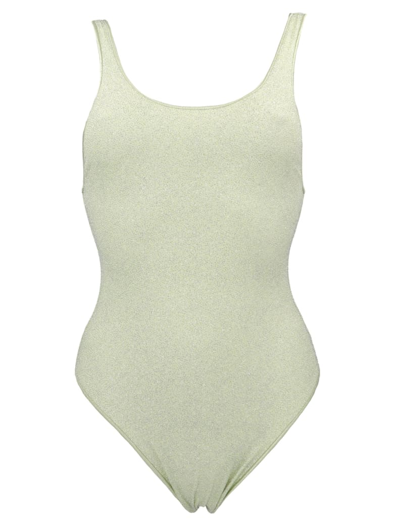 Oseree 'sporty Maillot Shine' Swimsuits - Mint