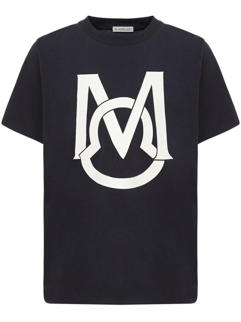 Moncler Enfant T-shirt - Black