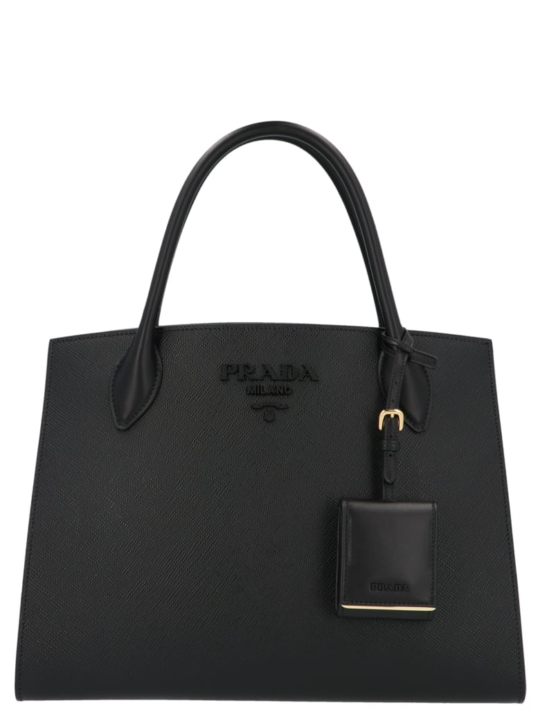 Prada 'monochrome' Big Bag