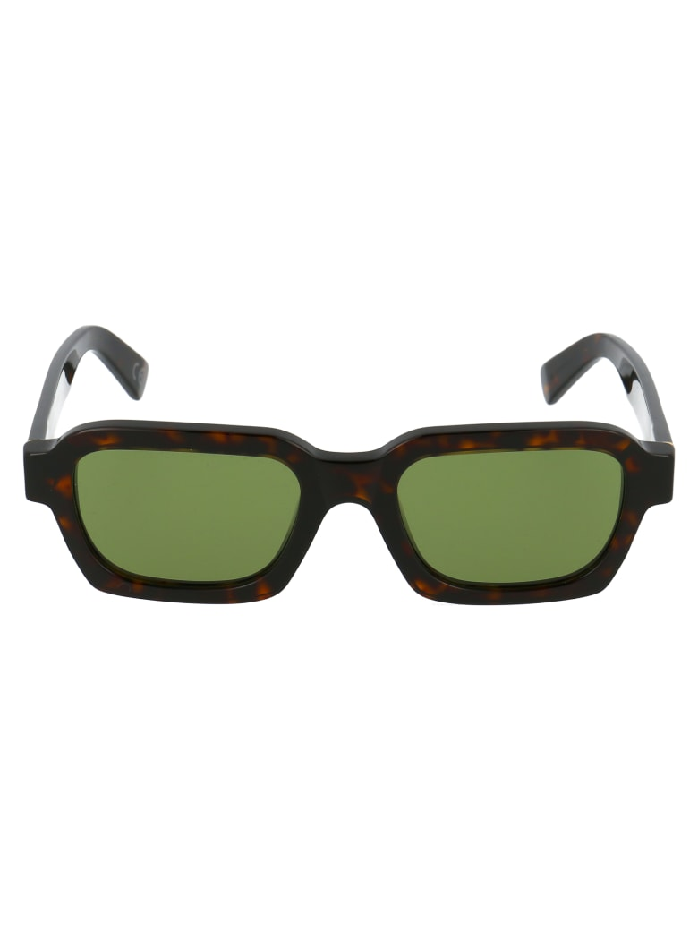 RETROSUPERFUTURE Caro Sunglasses - GREEN