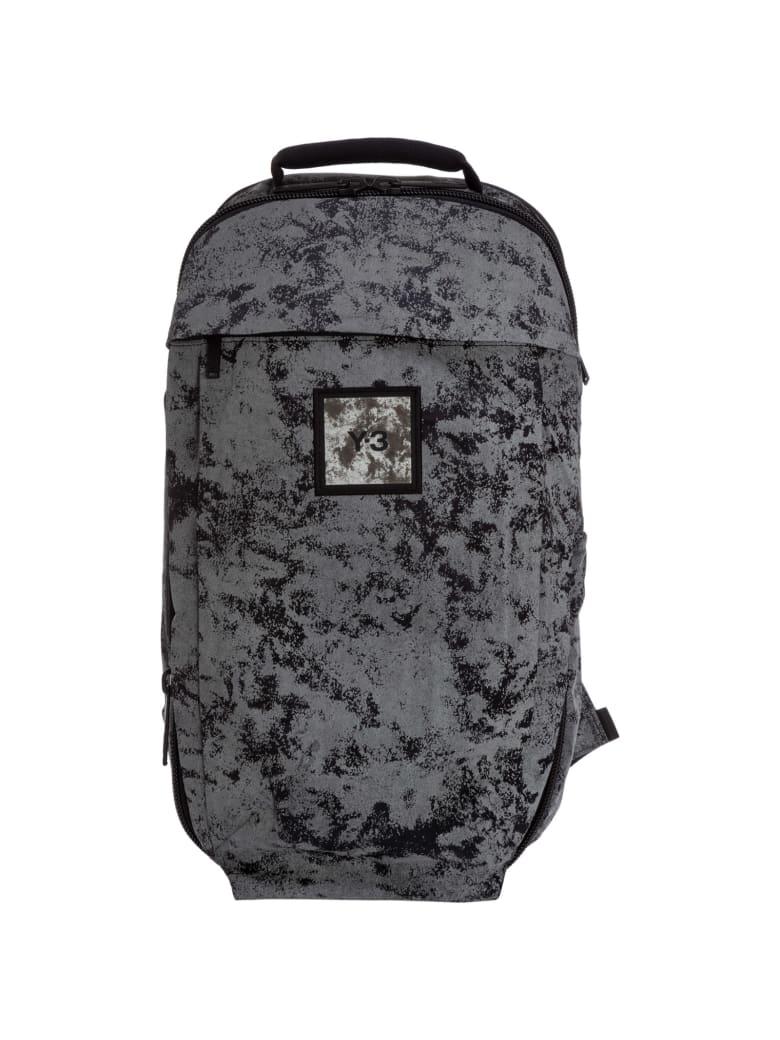 Y-3 Camille Backpack - Grigio