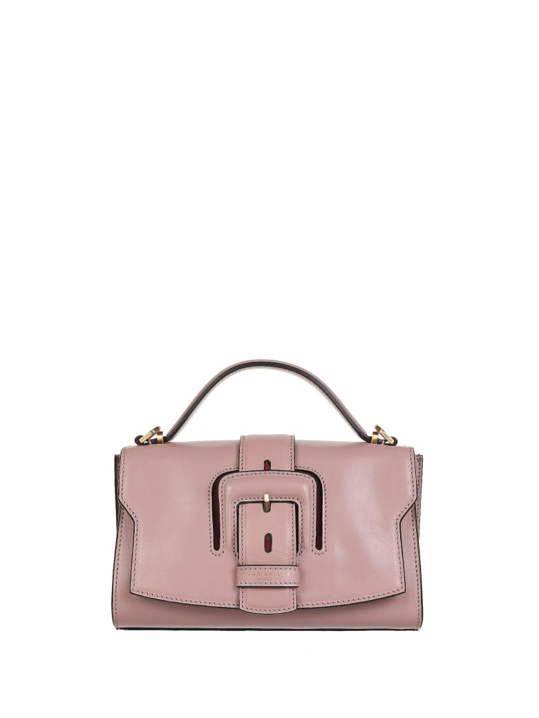 The Bridge The Bridge Powder Pink Bag - CIPRIA BORDEAX