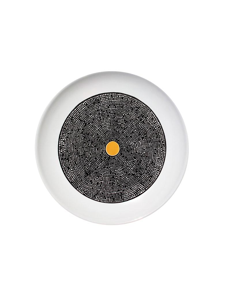 Kiasmo Dish Loam   Copius - Black/Gold