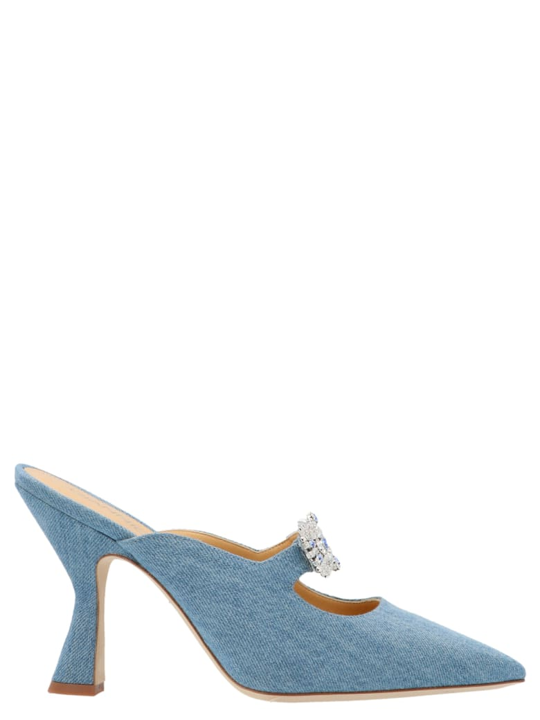 Giannico 'penelope' Shoes - Azzurro