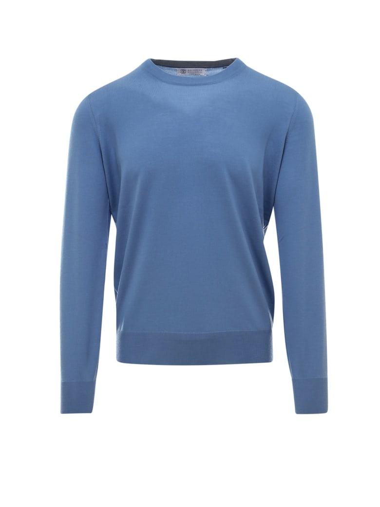 Brunello Cucinelli Sweater - Blue