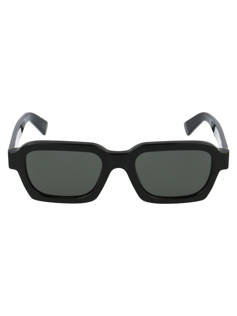 RETROSUPERFUTURE Caro Sunglasses - BLACK