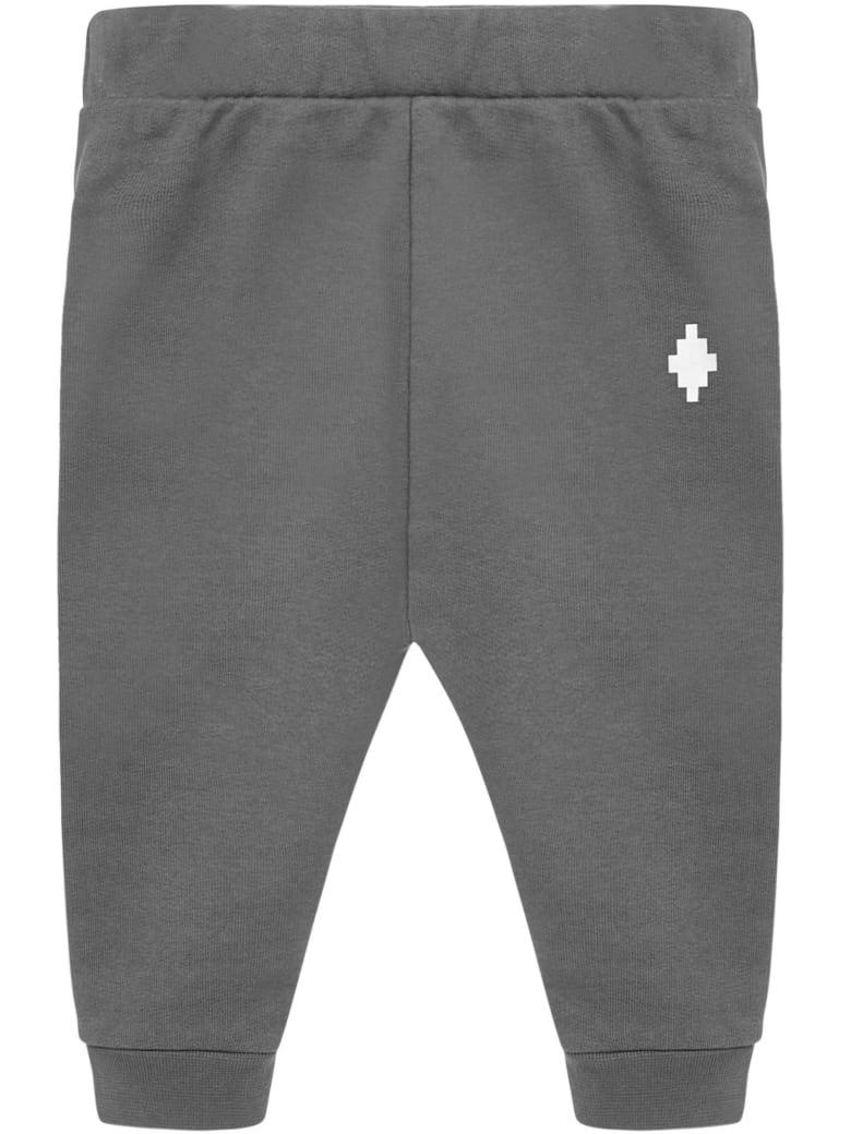 Marcelo Burlon Kids Trousers - Grey