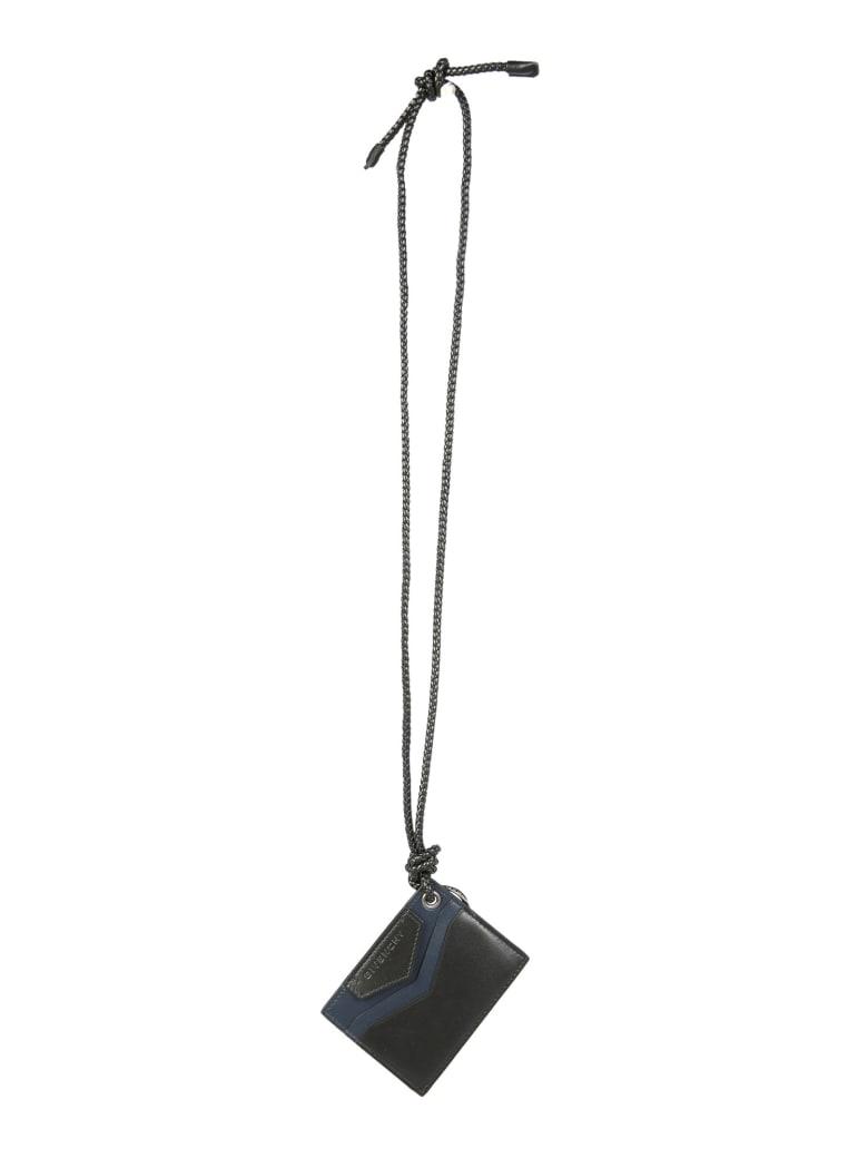 Givenchy Antigona Card Holder - Nero
