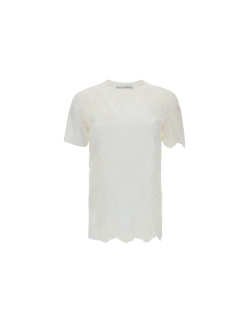 Ermanno Scervino Top - Bright white/ottco