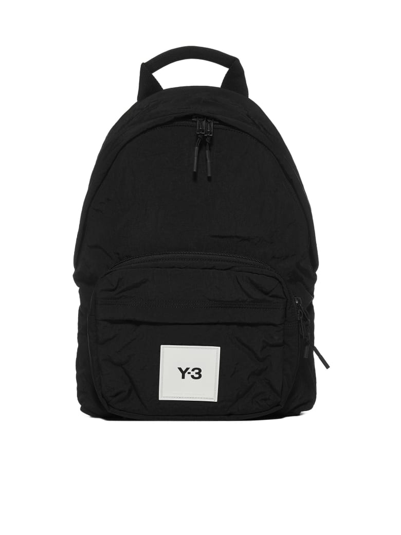 Y-3 Backpack - Black