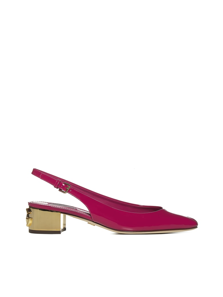 Dolce & Gabbana High-heeled shoe - Fuxia oro