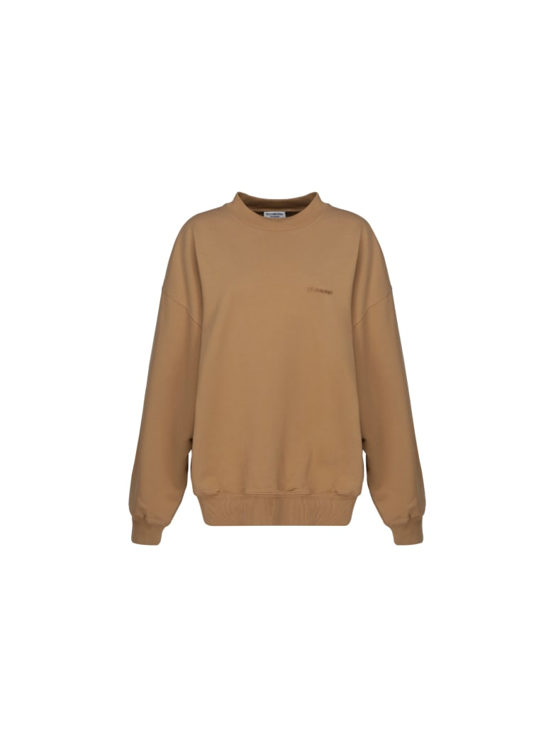 Balenciaga Sweatshirt - Oat/oat