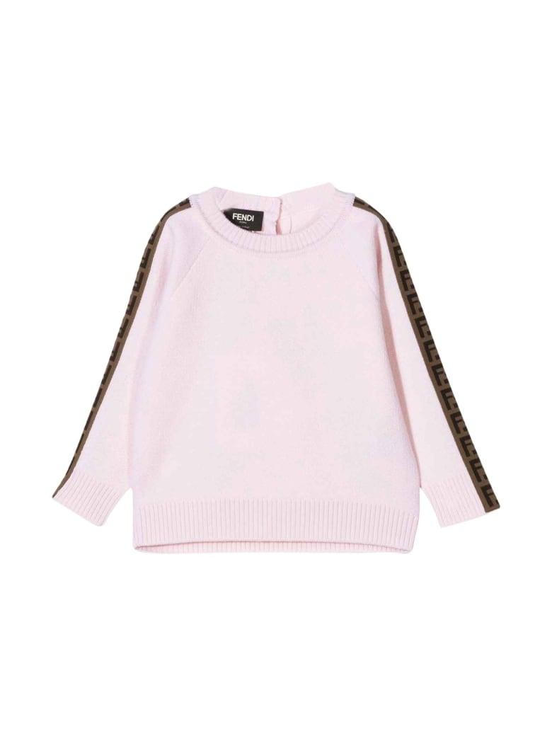Fendi Unisex Pink Shirt - Rosa