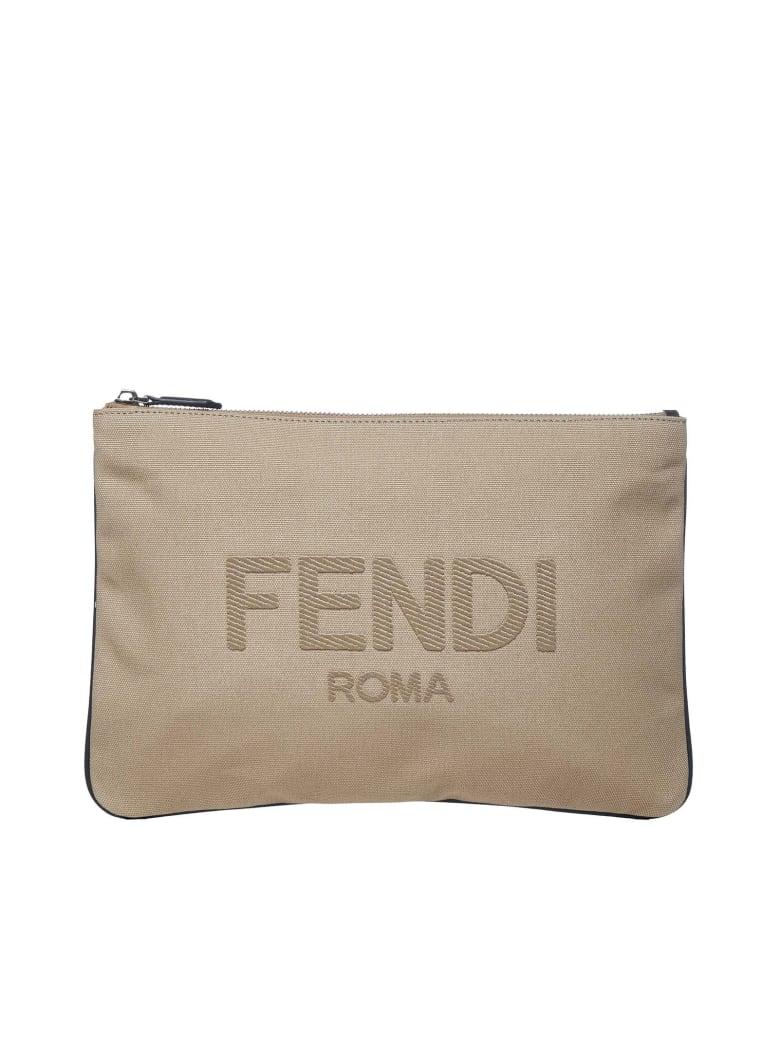 Fendi Bag - Sand+nero+pall