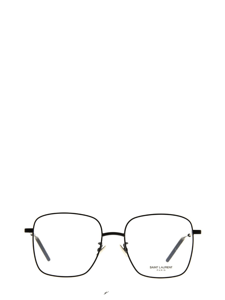 Saint Laurent Saint Laurent Sl 314 Black Glasses - Black