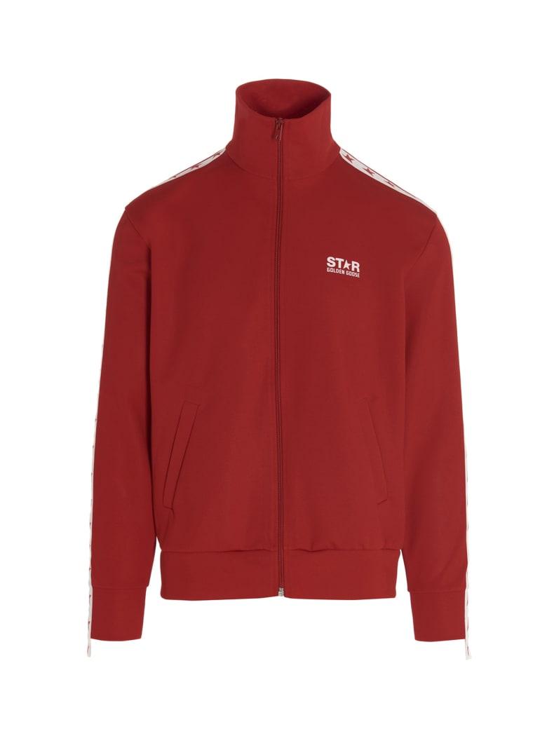 Golden Goose 'denis' Sweatshirt - Red